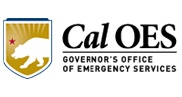 California Office of Emergency Services logo